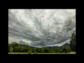 Wolkenstimmung